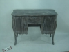 antique wooden cabinet with 4 drawer