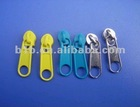 #5 no-lock with long puller zipper slider