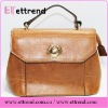 2012 Fashion brown students wholesale handbag