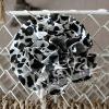 Animal printing Hair bows MYAP-002