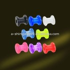 Fashion Acrylic UV Tongue Body Piercing