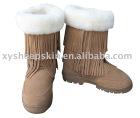 Sheepskin Fashion Boots(factory)