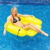 inflatable floating chair
