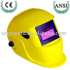 auto-welding helmet with ANSI approved