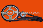 New motorcycle chain sets with high quality