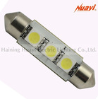 SMD LED lamp T11x39 - 3SMD, Auto Car - door light bulb, auto ceiling light bulb, Car led lamp