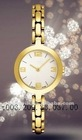 Ladies' Classic T-Wave Gold-plated Watch