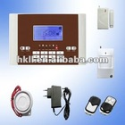 Newest Wired&Wireless Home GSM LCD Burglar Alarm System with 106 Zones