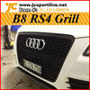 A4 B8 RS4 Grill For Audi With Parking Sensor