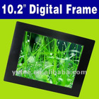 "New 10.2"" Digital Photo Picture Frame O-822"