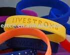 silicone wristband any color 009