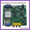 Cga/ega/yuv To Vga Video Game Converter Board