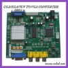 Cga/ega/yuv To Vga Video Game Converter Board