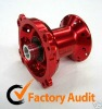 CNC Aluminum front wheel Hub for motorcycle parts
