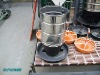 Stainless steel feeder