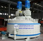 Chinese JN series vertical shaft planetary concrete mixer plant