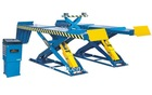 Large platform profile scissor lift for four wheel alignment of U-D35B