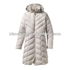 Women's Down With It Parka Coat Overcoat