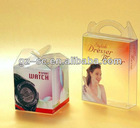 PVC Clear Package Box