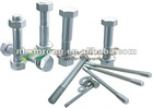 High strength hex flange bolt