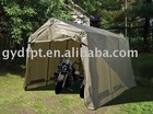 2.5*2.5m miniature PE motorcycle canopy factory