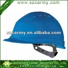 Plastic Anti-Crash Blue Mine Worker Use/Building Site Use Safety Protection Helmet
