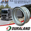 Open Center Demoutable Rim Thickness 7mm for Trailer Tires