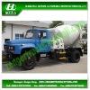1.5 m3 Concrete Mixer Truck