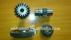 Machining Slanting Gears at Good Price