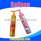body wash gift ballpoint pen