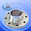 Stainless steel welded neck flange