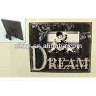 Restore ancient ways wood photo frame ,for christmas gift