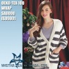 Fashion desgin garment cardigan for ladies