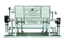2T/H Double Stage Reverse Osmosis Water Treatment System-Desalt Equipment
