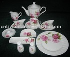 bone china dinnerware