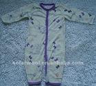 baby merino wool underwear suits