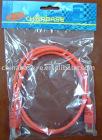 RJ45 plug to RJ45 plug cable