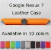 Leather Case Smart Cover Stand for Google Nexus 7 KSH068