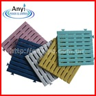 Anti-slip floor plastic mat