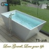 Acrylic Solid Surface Bath tub