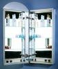 1530-4-WH-F-O-O-O bathroom mirror cabinet