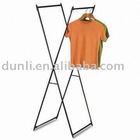 Folding Clothes Rack in Powder Coating
