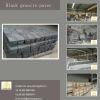 Chinese black granite block paver