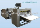 PE Protective Film Cutting Machine for laminating machine