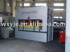 NYJ1200/1400/1600/2000 type double stick thermal-pressing machine hot press machine