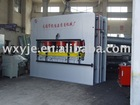 NYJ1200/1400/1600/2000 type double stick thermal-pressing machine hot press machine