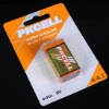 9V 6LR61 pkcell alkaline battery