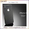 GENUINE SGP Skin Guard 3D Collection Carbon Black For APPLE iPhone 4 4S