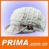 printed fashion lady beanie cap hats