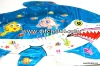 Multi-color Funny Toy Difeng Shark shaped Balloon